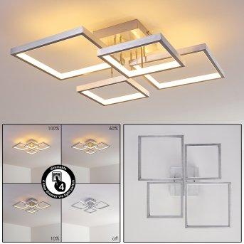 Bacolod Deckenleuchte LED Aluminium, 1-flammig