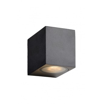 Lucide ZORA Wandleuchte LED Schwarz, 1-flammig