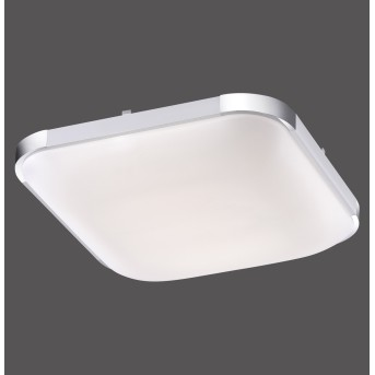 Leuchten Direkt VITUS Deckenleuchte LED Aluminium, 1-flammig, Fernbedienung