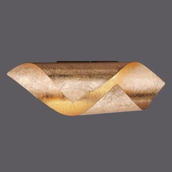 Paul Neuhaus NEVIS Wandleuchte LED Gold, 2-flammig