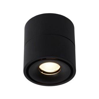Lucide YUMIKO Deckenspot LED Schwarz, 1-flammig