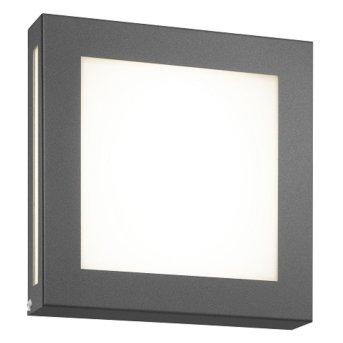 CMD Aqua Legendo Mini LED Außenwandleuchte Anthrazit, 1-flammig