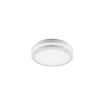 Trio Piave Deckenleuchte LED Weiß, 1-flammig, Bewegungsmelder