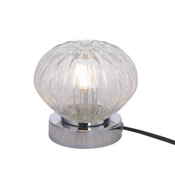 Leuchten Direkt TABEA Tischleuchte Transparent, Klar, 1-flammig