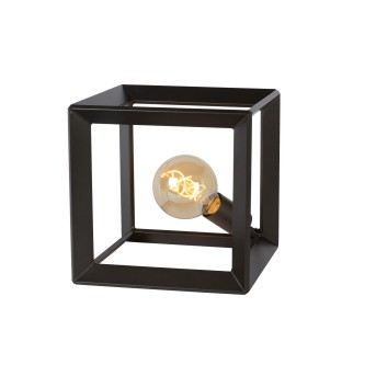 Lucide THOR Tischlampe Grau, 1-flammig