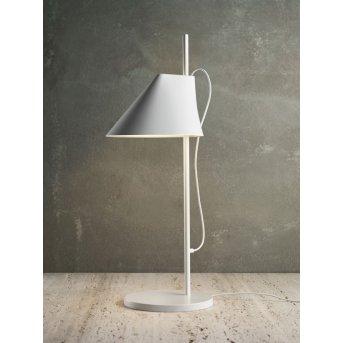Louis Poulsen YUH Tischleuchte LED Weiß, 1-flammig