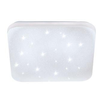 Eglo FRANIA-S Deckenleuchte LED Weiß, 1-flammig