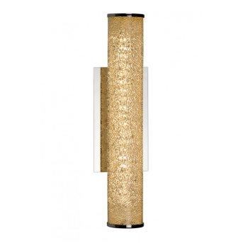 Lucide GRANEL Wandleuchte LED Alabaster, 1-flammig
