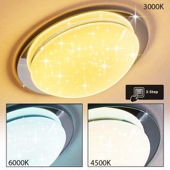 Sweety Deckenleuchte LED Weiß, 1-flammig