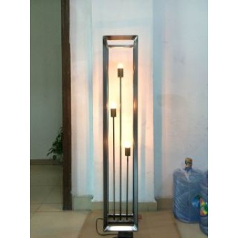 Lucide THOR Stehlampe, 3-flammig
