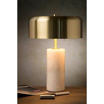 Lucide MIRASOL Tischlampe Weiß, 3-flammig