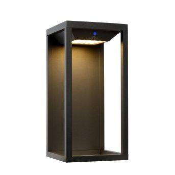 Lucide TENSO SOLA Außenwandleuchte LED Schwarz