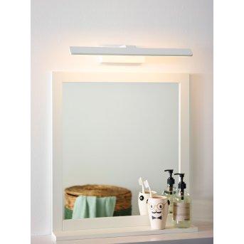 Lucide BETHAN Spiegelleuchte LED Weiß, 1-flammig
