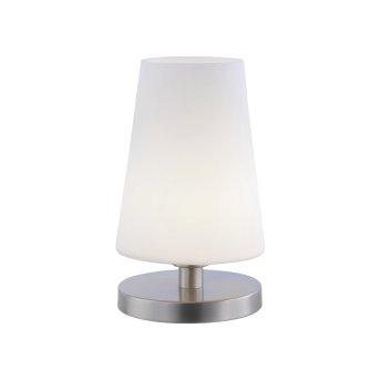 Paul Neuhaus SONJA Tischleuchte LED Silber, 1-flammig