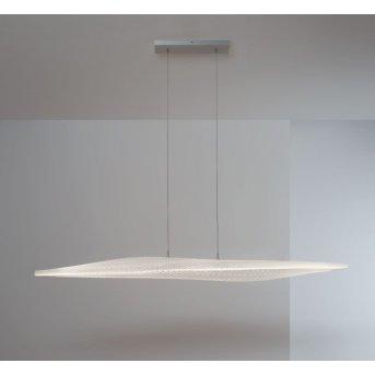 Escale Stratos Pendelleuchte LED Nickel-Matt, 1-flammig