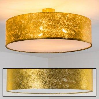 Foggia Deckenleuchte Gold, 3-flammig
