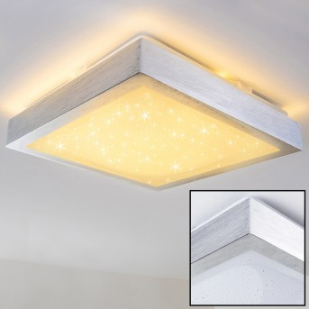 Sora Star Deckenlampe LED Weiß, 1-flammig
