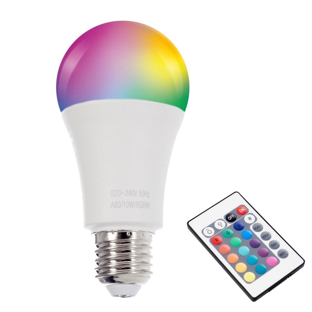 800 Lumen Ø6cm LED Leuchtmittel Tropfen 10 Watt DIMMBAR mit E27 Sockel A+