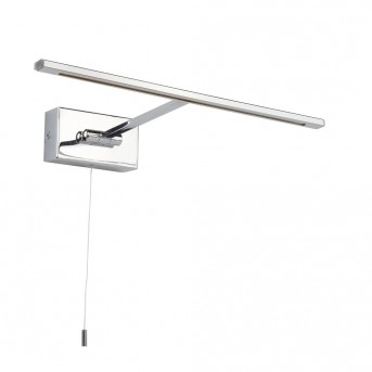 Searchlight PICTURE LIGHTS Wandleuchte LED Chrom, 1-flammig