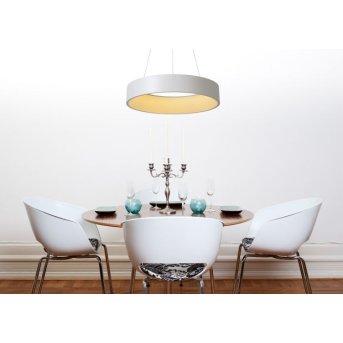 Lucide TALOWE LED Pendelleuchten Weiß, 1-flammig