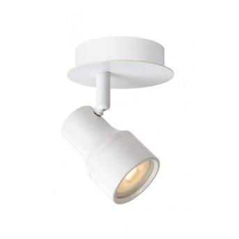 Lucide SIRENE Deckenspot LED Weiß, 1-flammig